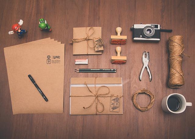 Komponenty pro tvoření
