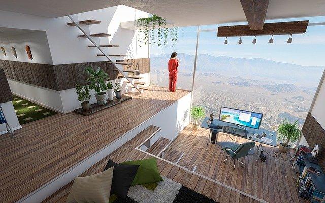 obrovský moderní byt